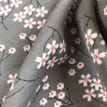 Grey Blossom Modal Jersey from Stitchy Bee