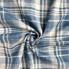 Deluxe Cotton Denim Check from Stitchy Bee