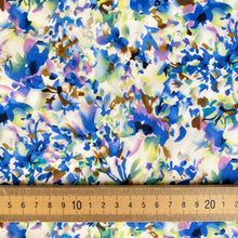 Azure Blue Cotton Voile from Stitchy Bee