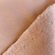Super Soft Sweatshirt Fabric in Blush from Stitchy Bee