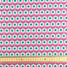 Mid Century Floral Cotton from Stitchy Bee