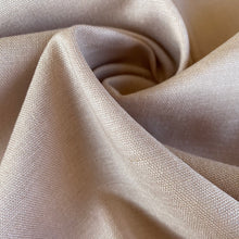 Nude Blush Stretch Viscose Linen from Stitchy Bee