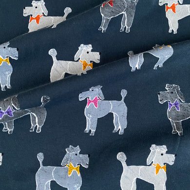 Posh Poodle Jersey from Stitchy Bee