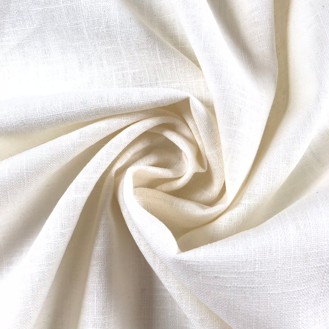 Ivory Washed Linen from Stitchy Bee