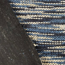 Wavy Navy Boucle from Stitchy Bee