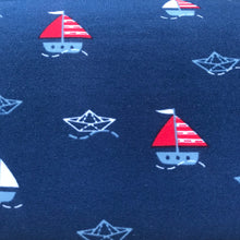 Little Boats Perfect Jersey 95% Cotton from Stitchy Bee