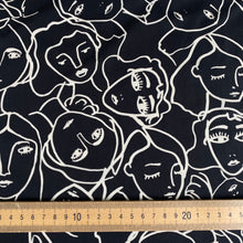 Lady McElroy Crowded Faces Cotton Lawn from Stitchy Bee
