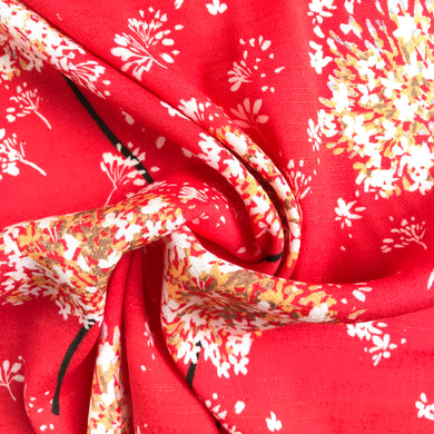 Lady McElroy Elderflower Viscose Crepe from Stitchy Bee