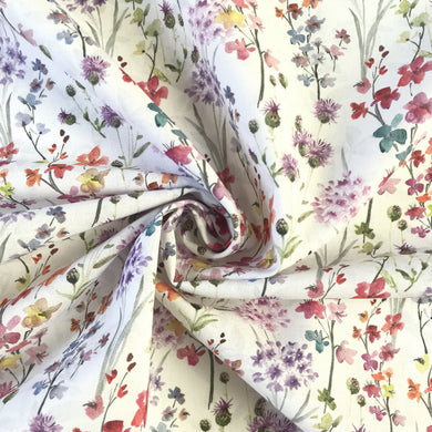 Scottish Meadow 100% Cotton from Stitchy Bee