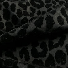 Lucy Leopard Stretch Fabric from Stitchy Bee