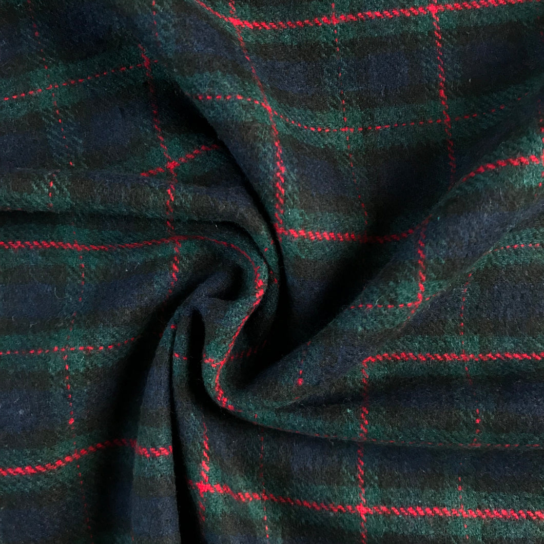 Scotty Tartan Wool Blend from Stitchy Bee