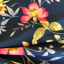 Late Summer Navy Crepe from Stitchy Bee
