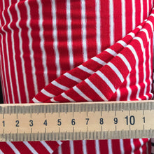 French Red Viscose Jersey from Stitchy Bee