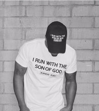 I RUN WITH THE SON OF GOD TEE