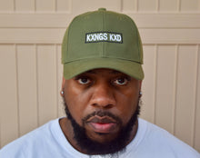 KXNGS KXD STRAP BACK ADJUSTABLE HAT