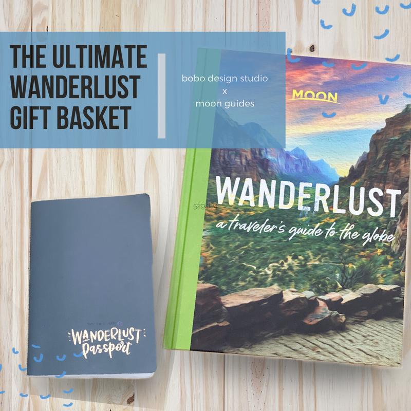 The Wanderlust Gift Basket: Travel Gift Ideas for the Adventurer