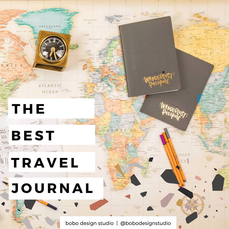 The Best Travel Journal