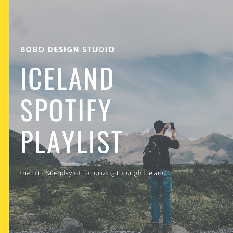 Iceland Spotify Playlist