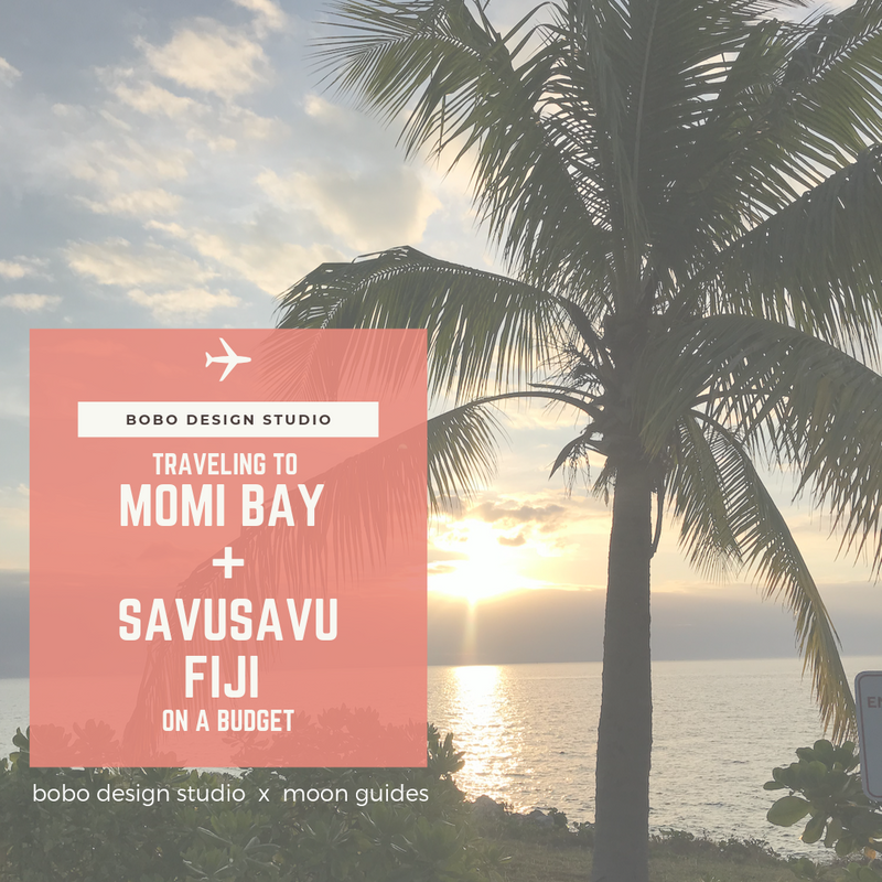 Traveling to Momi Bay and Savusavu Fiji on a Budget