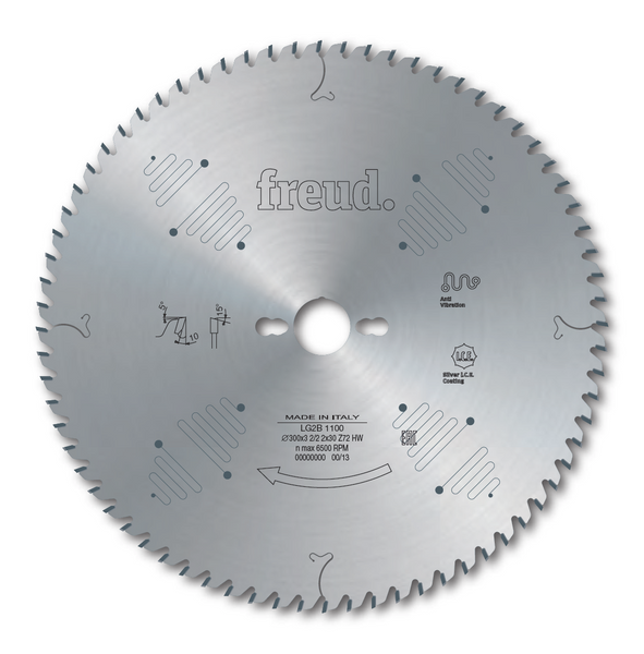 TC Saw Blades - Sliding Table Saws