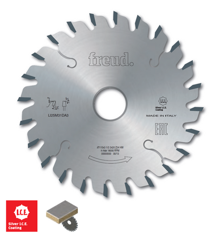 TC Scoring Saw Blades - Beam Saws