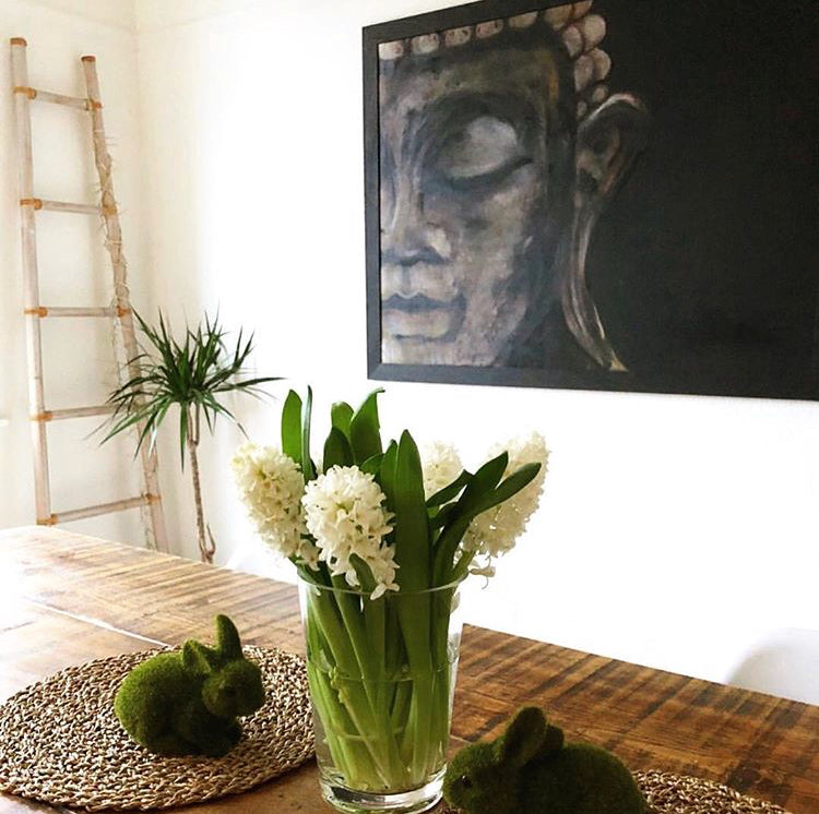 Budha Briffa | Original Artwork on Canvas