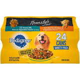 Pedigree Cuts Wet Dog Food 13.2 oz/374g DLC:03/13/21