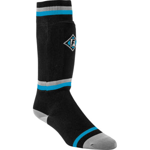 Franklin Youth Shin Guard Sock