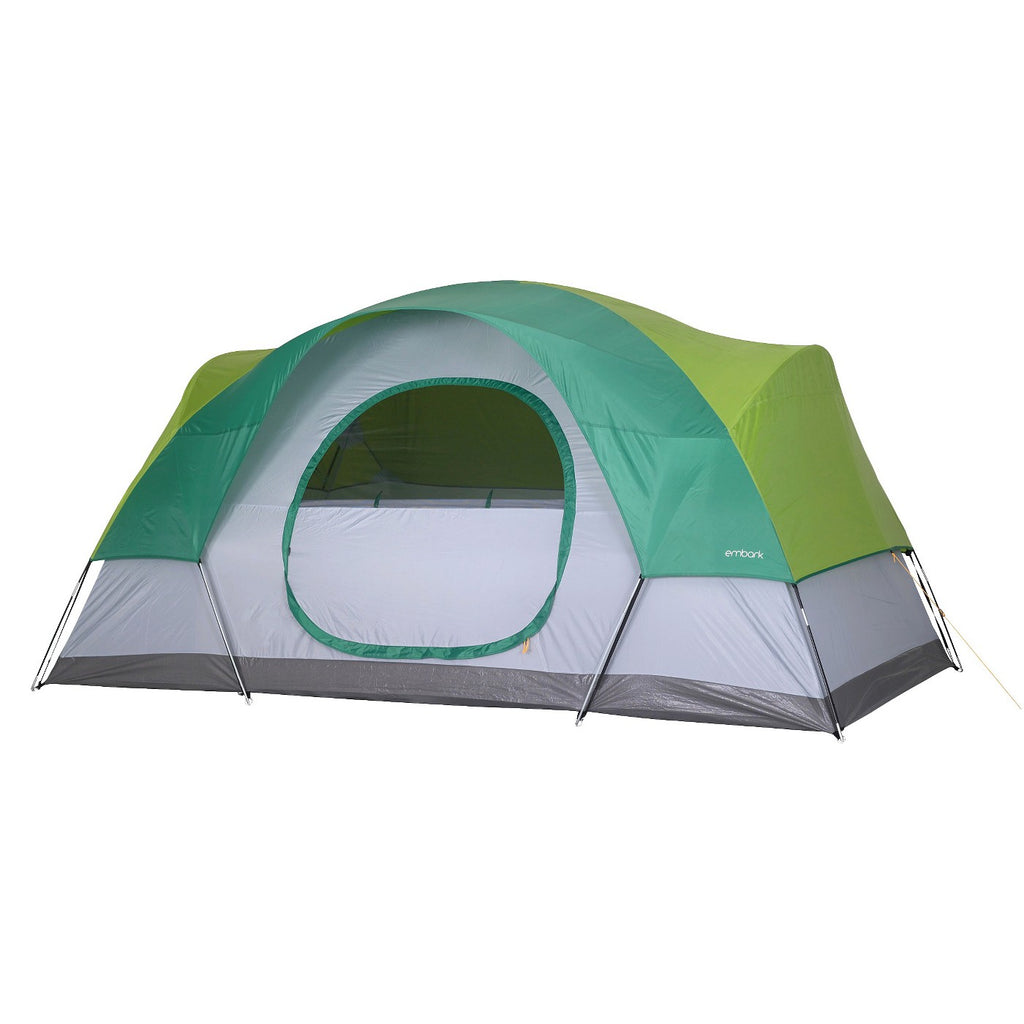 6 Person Dome Tent  Green - Embark