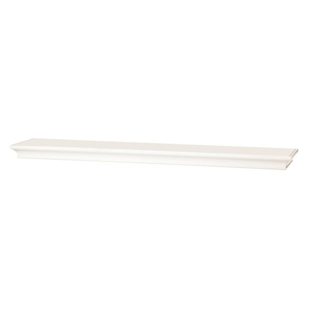 ThresHold Wall Shelf White Finish 36""