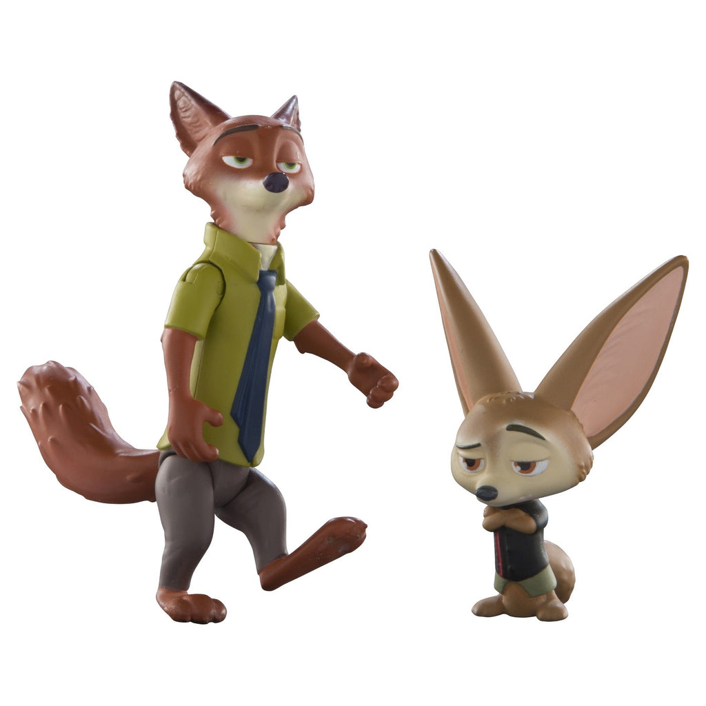 Zootopia Character Pack, Nick and Finnick
