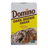 Domino Dark Brown Sugar Pure Cane Sugar, 16.0 OZ DLC: 19/DEC/19