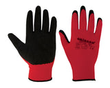 Nitrile Gloves Poly Nitrile Rough Palm Coating (Gants en nitrile Revêtement de paume en poly nitrile rugueux)