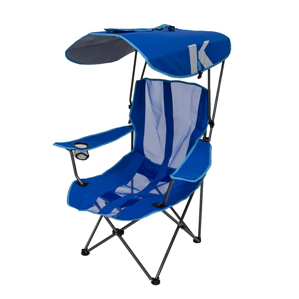 Kelsyus Original Canopy Chair - Royal Blue
