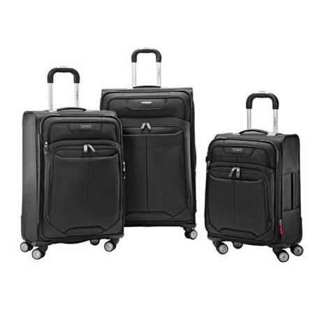 Samsonite 3Pc Softside