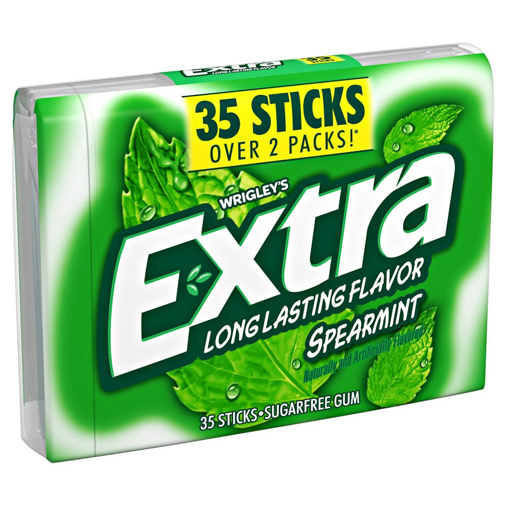 Extra Spearmint 35 Sticks DLC: 10/JAN/21