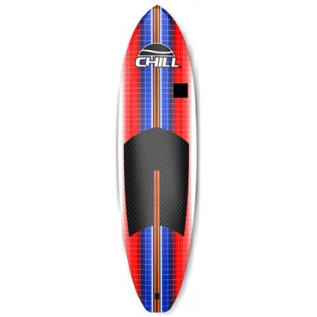 Chill Nalu 8' Stand-Up Paddle Board Package