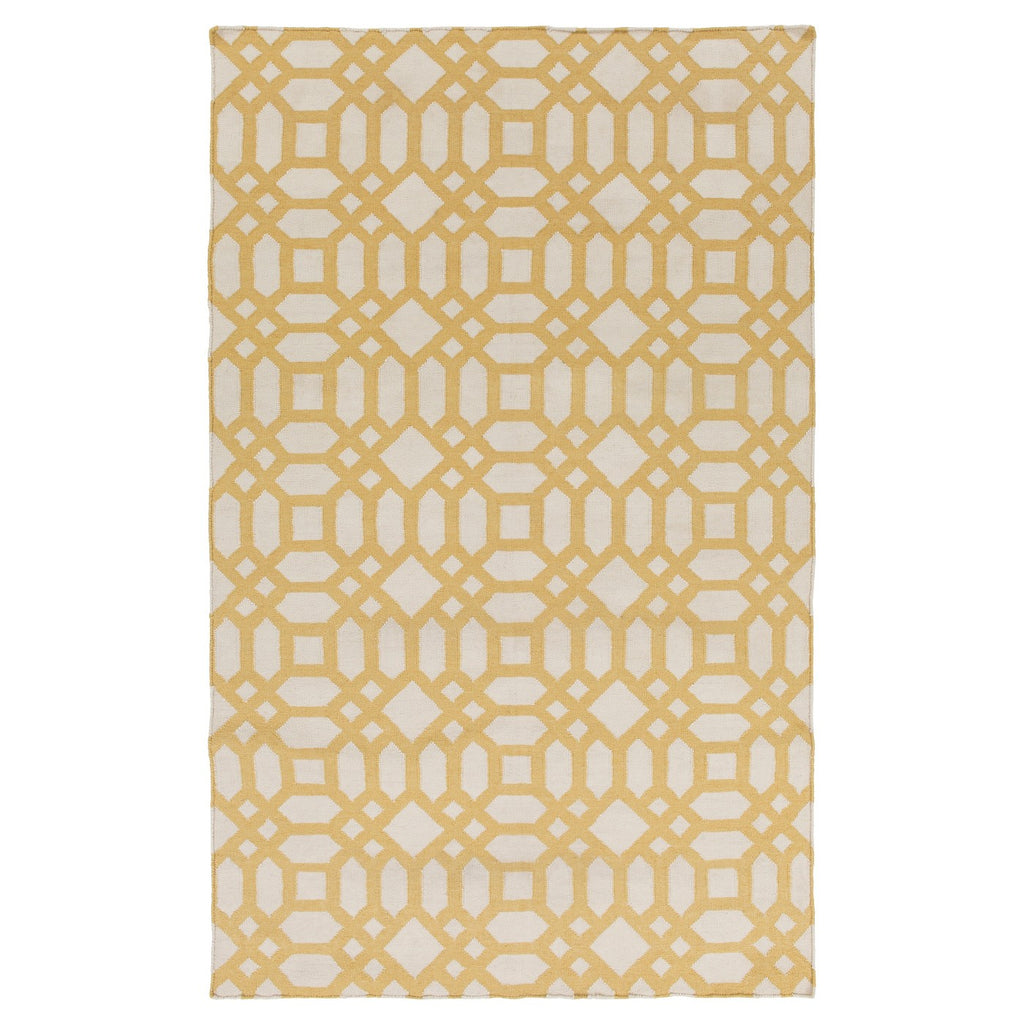 Surya Zunyi Outdoor Rug - Gold (2' x 3')