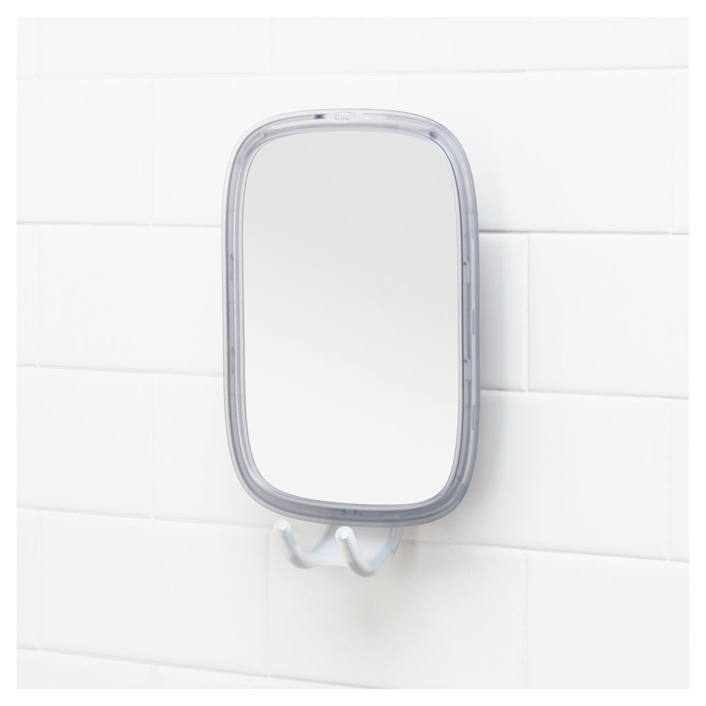 Suction Fogless Mirror White - OXO Softworks®
