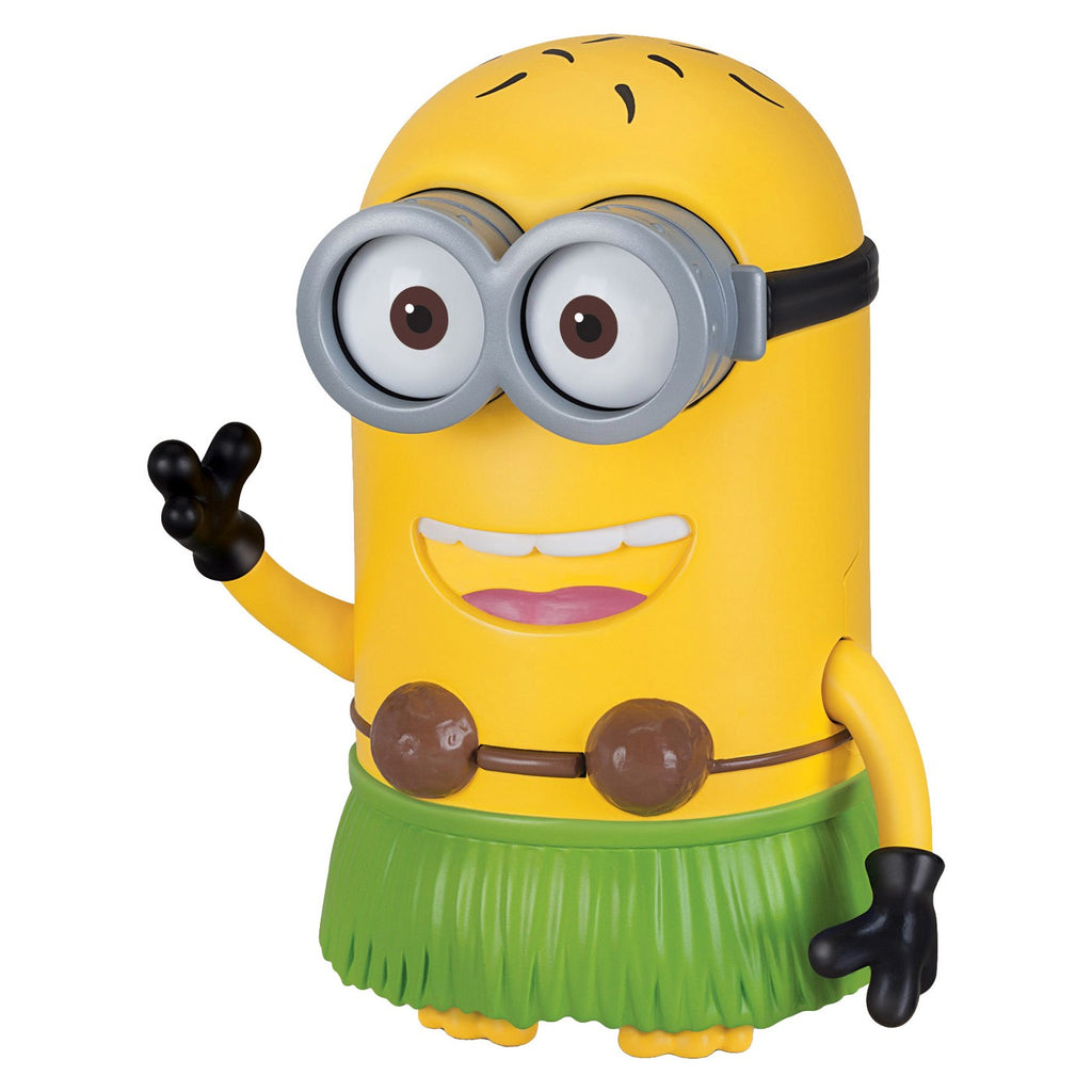 Despicable M3 3  - Talking Hula Jerry Action Figur