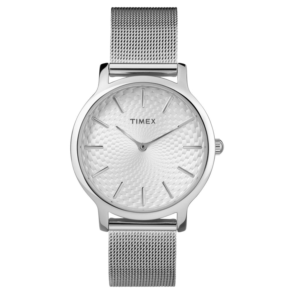 Women's Timex Metropolitan Watch with Mesh Bracele