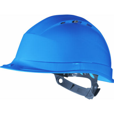Safety Helmet manual adjustment (Blue)