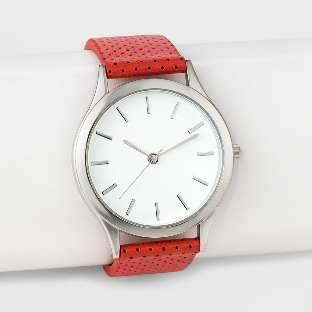 Women's Laser Cut Strap Watch - Xhilaration?