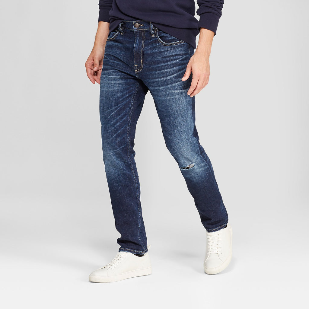 Men's Slim Fit Jeans - Goodfellow & Co Mediu