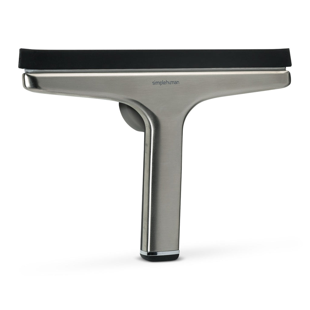 Stainless Steel Squeegee Silver - simplehuman