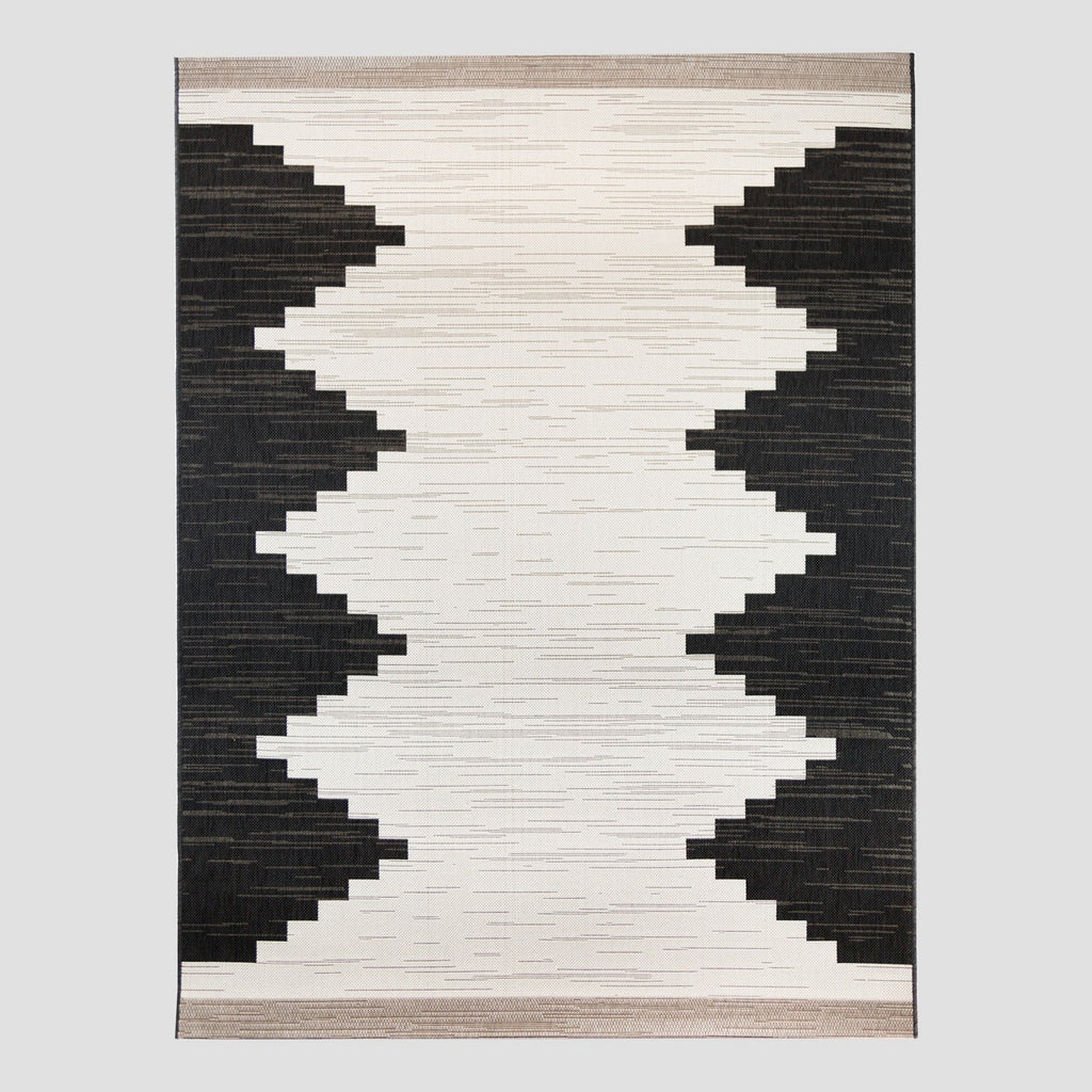 7' x 10' Mod Desert Outdoor Rug Neutral - Project 62™
