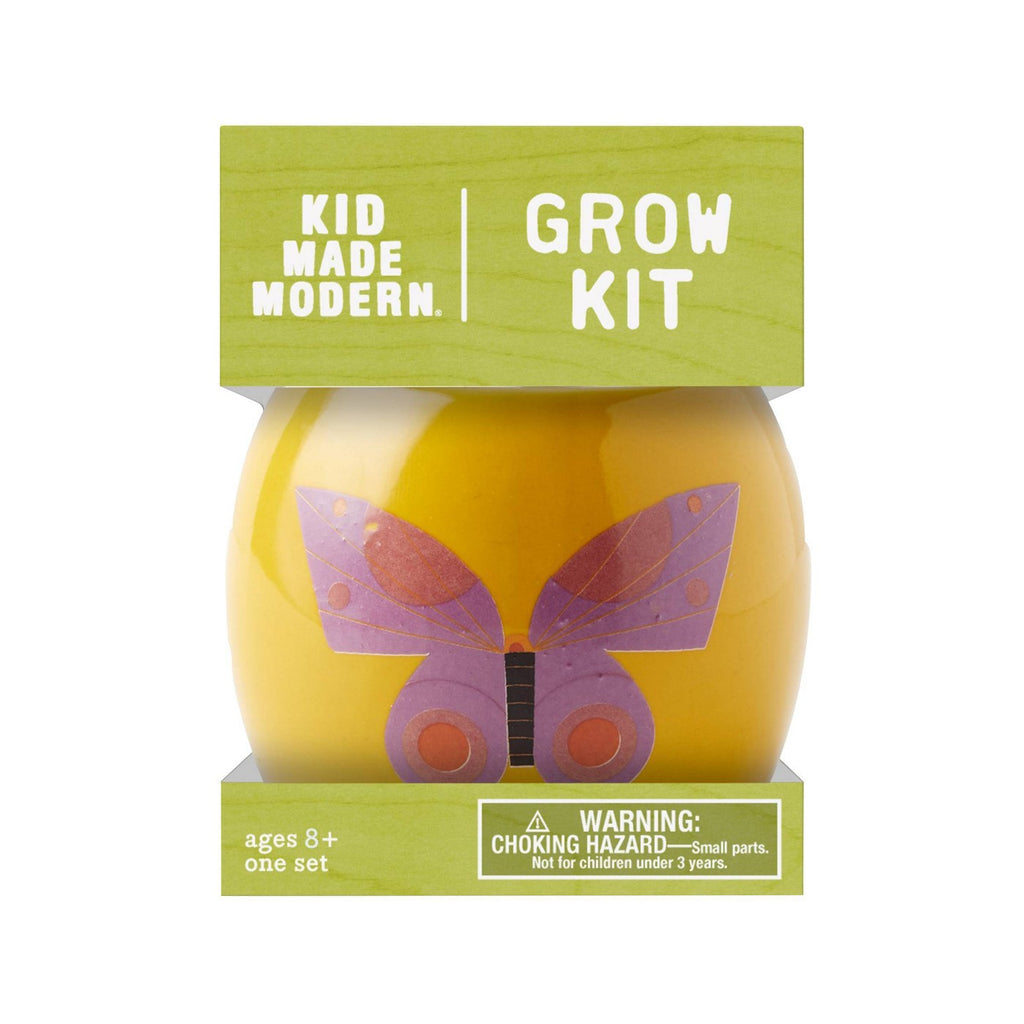 Butterfly Indoor/Outdoor Mini Grow Kit - Kid Made Modern