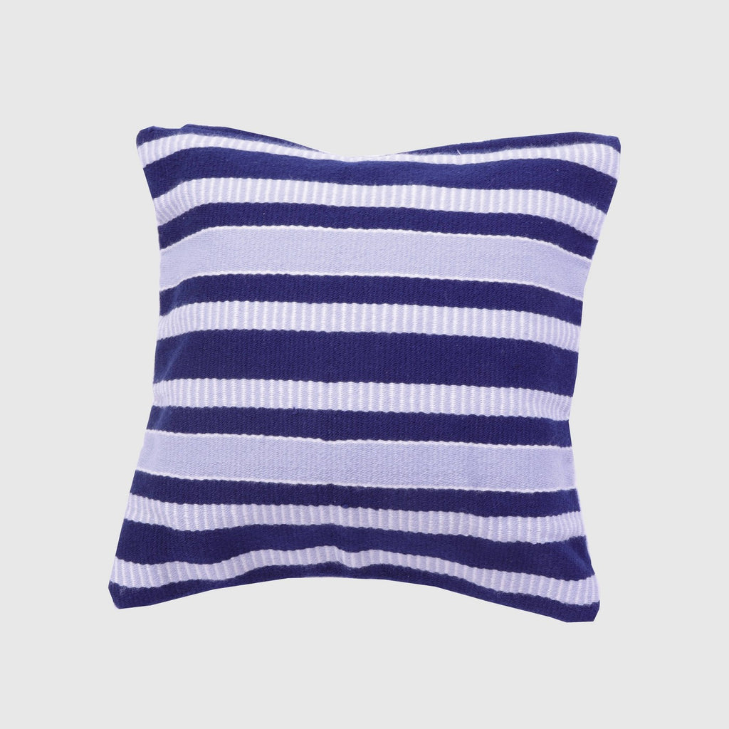 Square Seaside Stripe Outdoor Pillow - Threshold™