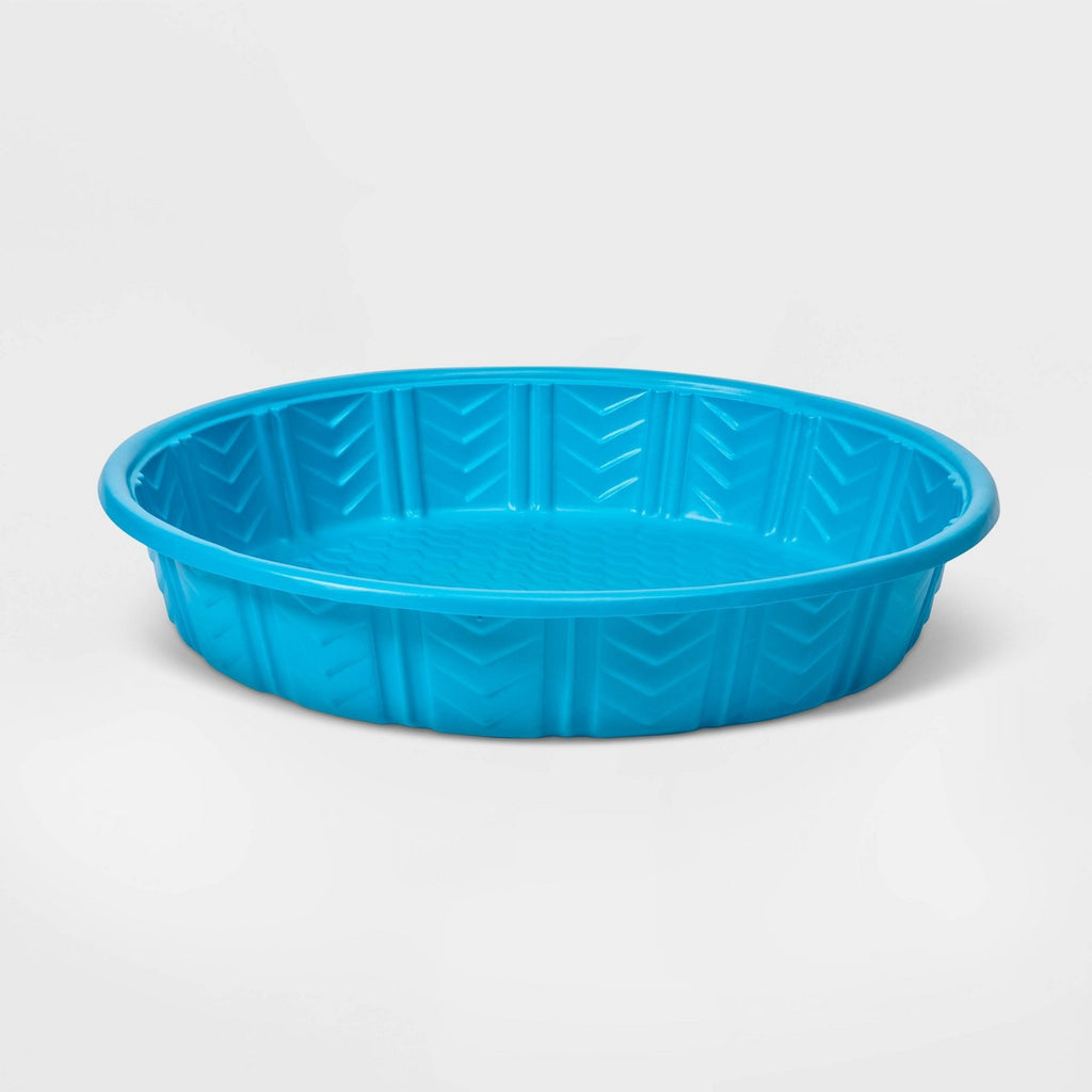 "Wading Kiddie Pool 45"" Blue - Sun Squad™"