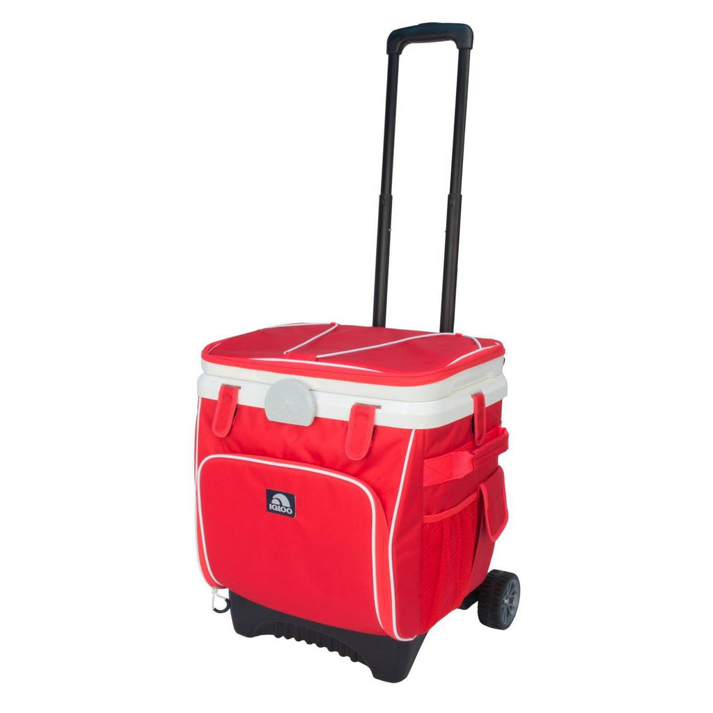 Igloo MaxCold Cool Fusion 28qts Can Cooler - Red